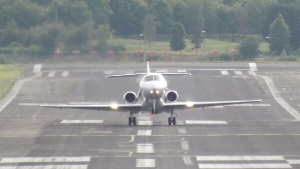 Hawker 125-800XP - Sputnik International