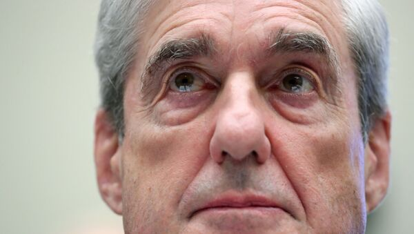 Former Special Counsel Robert Mueller testifies before the House Judiciary Committee at a hearing on the Office of Special Counsel's investigation into Russian Interference in the 2016 Presidential Election on Capitol Hill in Washington, U.S., July 24, 2019 - Sputnik International