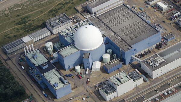 Sizewell B Nuclear Power Station in the UK. File photo - Sputnik International