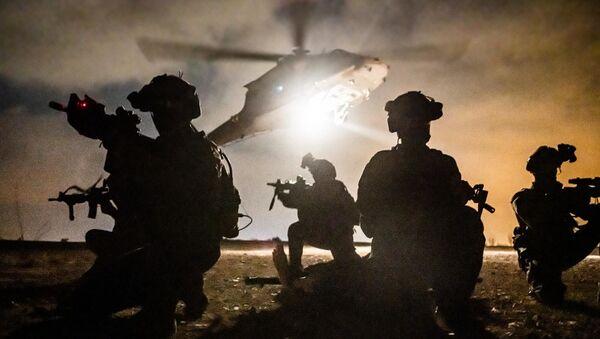 Shaldag commando unit soldiers  - Sputnik International