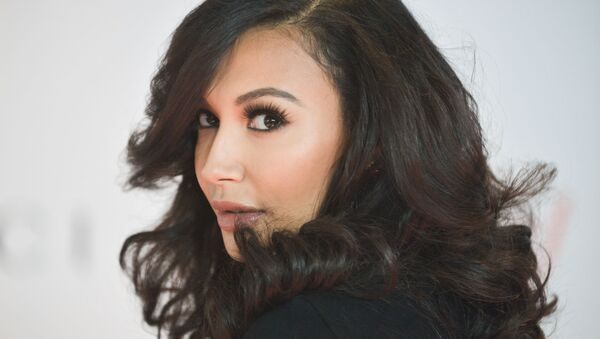 Naya Rivera arrives at the 22nd Annual Women in Entertainment Breakfast at the Beverly Hills Hotel on Wednesday, Dec. 11, 2013 in Beverly Hills, Calif - Sputnik International