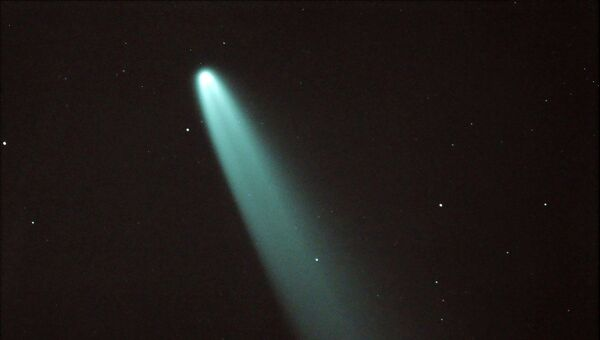 Comet Neowise, observed on July 09, 2020 as recorded by Raman Madhira from Ray's Astrophotography Observatory - Sputnik International