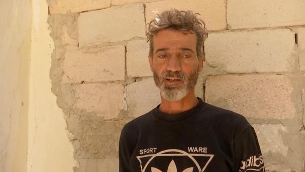 Captured Syrian militant - Sputnik International