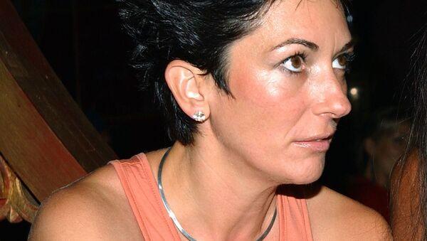 Ghislaine Maxwell - Sputnik International