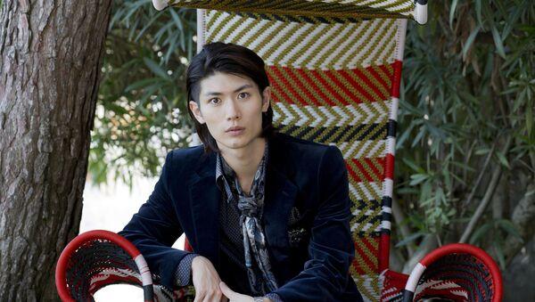 Haruma Miura poses for portraits at the 70th edition of the Venice Film Festival  - Sputnik International