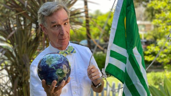 American science communicator, television presenter, and mechanical engineer William Sanford Nye, popularly known as Bill Nye the Science Guy. - Sputnik International