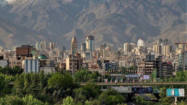 North of Tehran Skyline view - Sputnik International