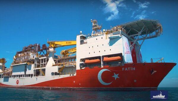 Fatih  - Sputnik International