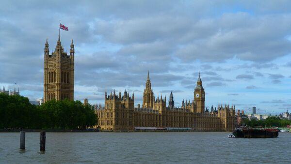 Houses of Parliament  London - Sputnik International