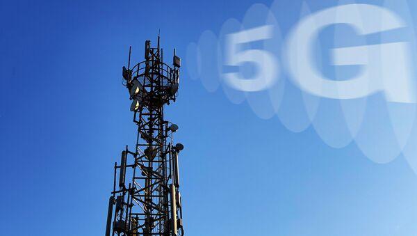 5G antenna - Sputnik International