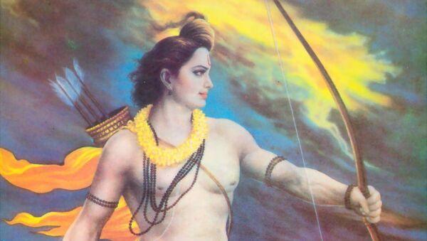 Rama and the ocean - Sputnik International