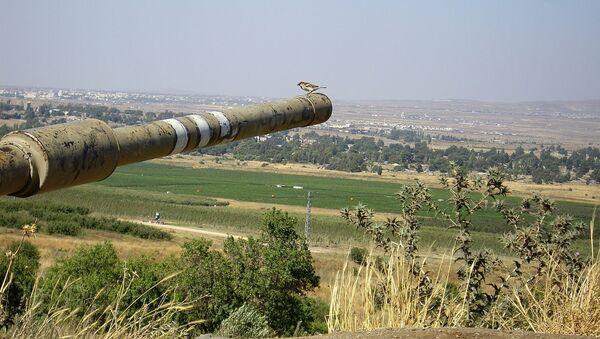 Israel-Syria border - Sputnik International