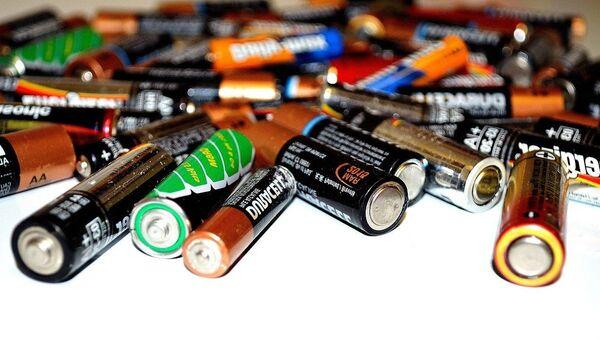 Lithium Batteries - Sputnik International