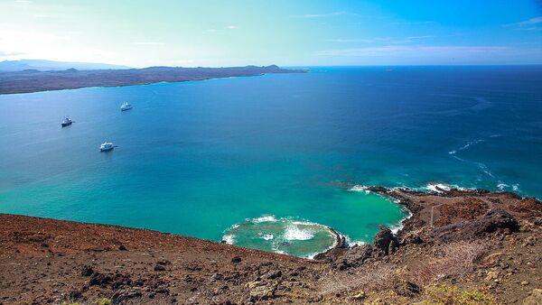 Galapagos Islands. File photo - Sputnik International