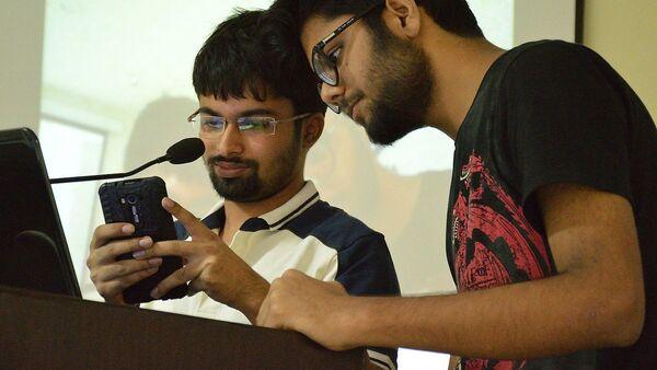 Android Presentation India (File) - Sputnik International