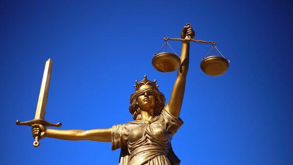 The scales of justice - Sputnik International