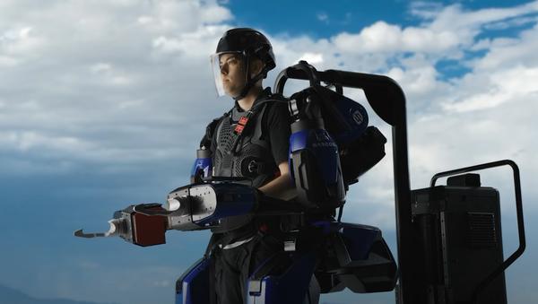 Sarcos Guardian® XO® Full-Body Powered Exoskeleton - Sputnik International