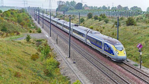 Eurostar train - Sputnik International