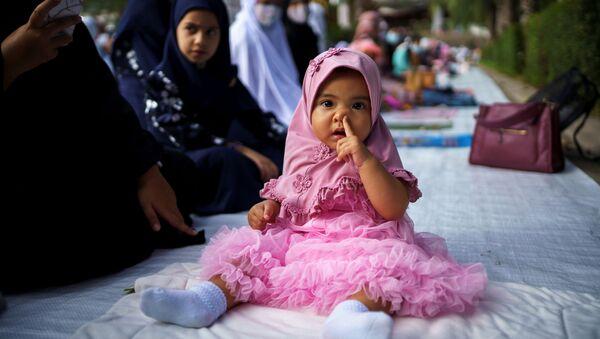 Muslims Celebrate Eid al-Adha in Russia and Around Globe Despite Pandemic    - Sputnik International