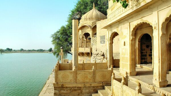 A temple in Rajasthan, India - Sputnik International