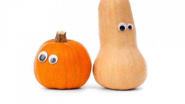 Funny vegetables with googly eyes. - Sputnik International