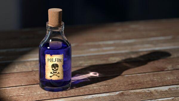 Small bottle of poison - Sputnik International