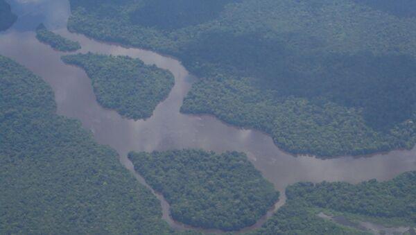 Islands in the Essequibo river - Sputnik International
