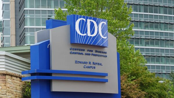A general view of the Centers for Disease Control and Prevention Edward R. Roybal campus in Atlanta - Sputnik International