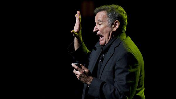 Robin Williams, file photo. - Sputnik International