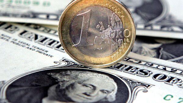 Euro-dollar - Sputnik International