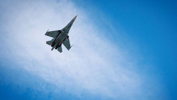 Sukhoi Su-27 multipurpose fighter - Sputnik International