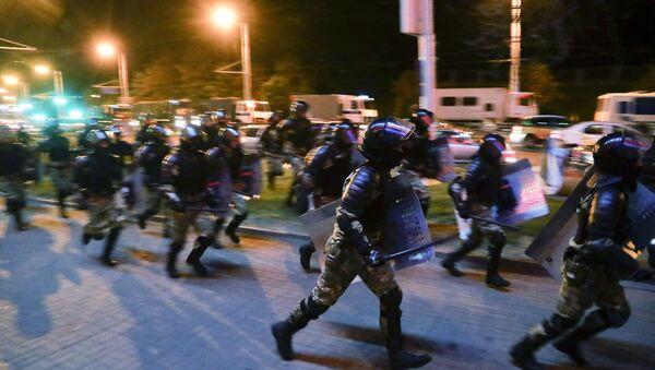 Protests in Minsk, Belarus - Sputnik International