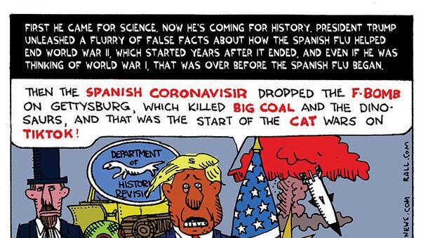 History Schmistory - Sputnik International