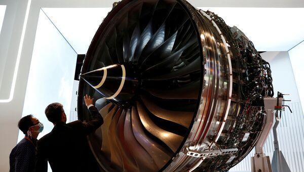 Engine - Sputnik International