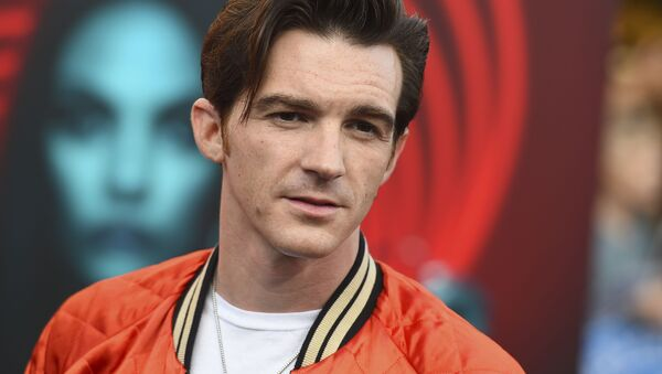 Drake Bell arrives at the world premiere of The Spy Who Dumped Me on Wednesday, July 25, 2018 in Los Angeles - Sputnik International