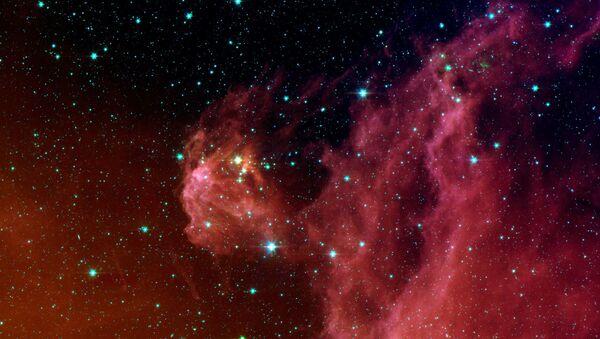 Orion Nebula Constellation  - Sputnik International