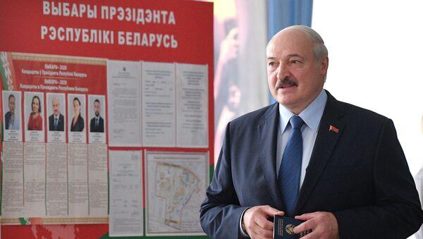 Belarus President Alexander Lukashenko - Sputnik International