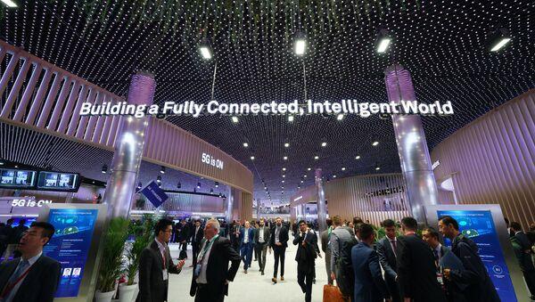 Huawei Mobile World Congress 2019 - Sputnik International