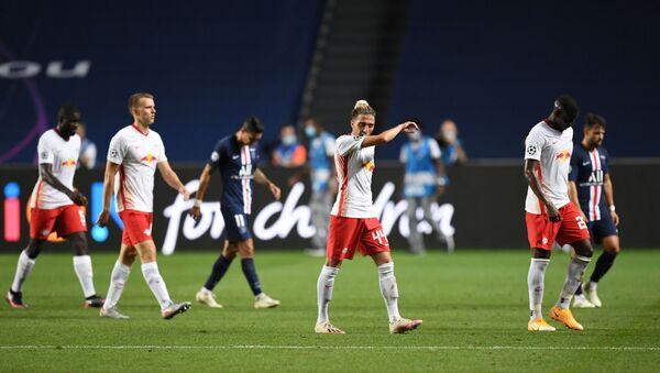 Semi Final - RB Leipzig v Paris St Germain - Sputnik International