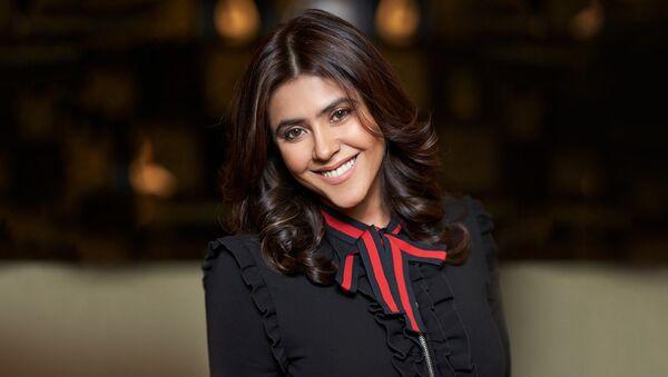 Ekta Kapoor - Sputnik International