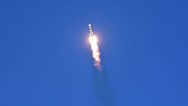 Launch of Soyuz rocket carrier - Sputnik International