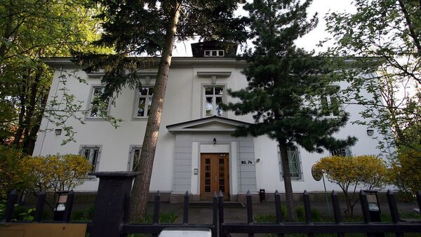 Embassy of Russia in Oslo - Sputnik International