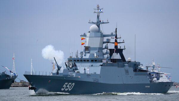 Steregushchiy-class corvette - Sputnik International