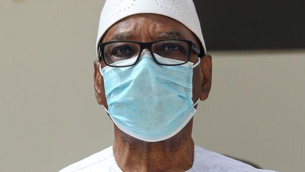 Mali President Ibrahim Boubacar Keita - Sputnik International