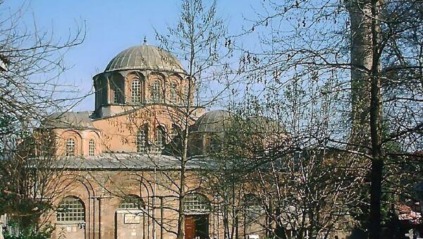 Chora Church - Sputnik International