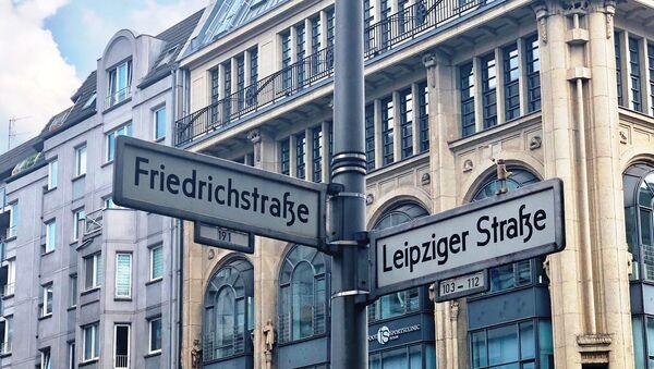 streets in Berlin - Sputnik International