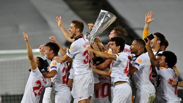Europa League - Final - Sevilla v Inter Milan - Sputnik International