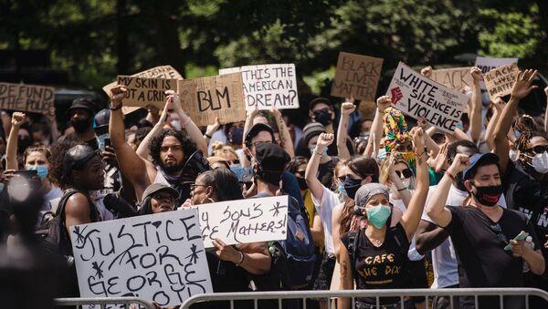 BLM protests - Sputnik International