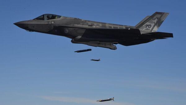 16x Precision strike = 100% successful Operational Test trial. #F35 #OT #Airpower  - Sputnik International