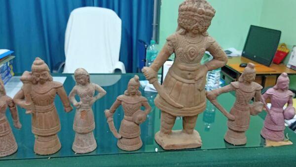 antiques idols - Sputnik International